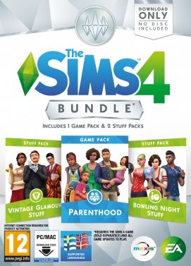 Bundle Pack 5 Sims 4
